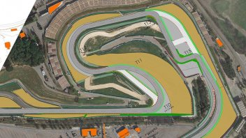 MotoGP: Barcelona at work: Turn 10 redesigned to increase safety