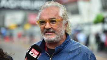 """MotoGP: Briatore: """"Retire Rossi, you're past it, you are not Ibrahimovic"""""""