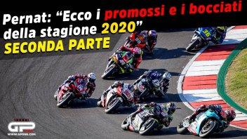 MotoGP: LIVE - Senza peli sulla lingua! Promossi e bocciati della MotoGP 2020 - 2a parte
