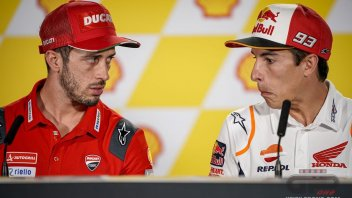 MotoGP: Marquez in the infirmary: this is why Dovizioso is not the ideal replacement