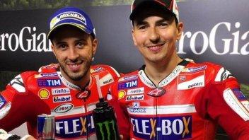 "MotoGP: Lorenzo: ""It hurt Dovizioso to see me paid 12 times more than him"""