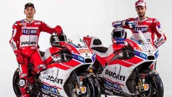 """MotoGP: Dovizioso: """"Lorenzo? non accetta di essere arrivato dietro per due anni"""""""