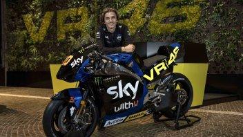 MotoGP: X Factor: ecco la Ducati MotoGP griffata Sky VR46 di Luca Marini!