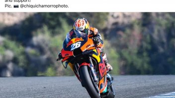 MotoGP: Dani Pedrosa and KTM close 2020 with a final test in Jerez