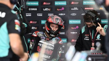 MotoGP: Quartararo confirms he's working to have less emotion in races in 2021