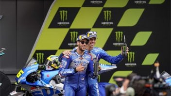 MotoGP: LATEST NEWS - Monster becomes a sponsor of Suzuki in MotoGP from 2021