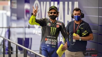 "MotoGP: Uccio: ""In 2021 Rossi will have updates from Yamaha 3 GPs after"""