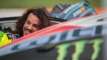 """News: Morbidelli on his WRC debut: """"Rossi advised me to take it nice and easy"""""""