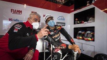 """SBK: Rinaldi: """"Davies ha avuto le sue occasioni con Ducati Aruba, ora tocca a me"""""""