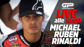 SBK: LIVE - Michael Ruben Rinaldi ospite della nostra diretta alle 18:00