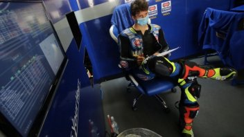 """SBK: Locatelli: """"Moving to SBK is less difficult than debuting in Moto2"""""""