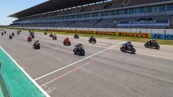 SBK: Superbike: arriva il long lap penalty, ma non su tutte le piste