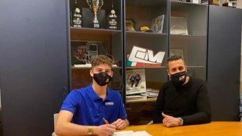 SBK: Bernardi e CM Racing debuttano in SuperSport con Evan Bros