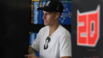 "MotoGP: Quartararo: ""I'm not yet ready for the race ... but I will be tomorrow"""