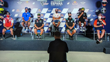 MotoGP, Jerez GP: social distancing or distance from the truth?