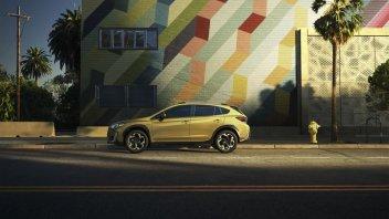 Auto - News: Subaru XV 2021: svelato il restyling del crossover giapponese - caratteristiche