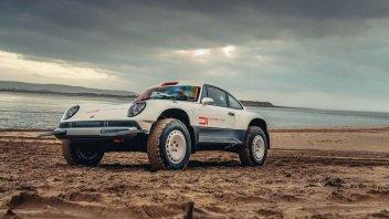 Auto - News: Porsche 911 ACS by Singer: quando ti sale la voglia di sabbia