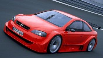 Auto - News: Opel Astra Coupè OPC X-Treme - 444 CV in strada: quando il DTM era famoso