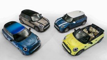 Auto - News: Nuova MINI 2021: 3 o 5 porte ed in versione Cabrio, foto
