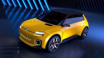 Auto - News: Renault 5 Turbo? No, elettrica! Ecco Prototype, il prototipo che vedremo nel 2023