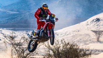 Dakar: Riscossa Honda alla Dakar: 1° Barreda, 2° Brabec, Price incassa mezz'ora!
