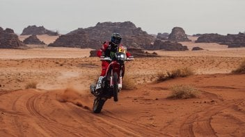 Dakar: Honda trionfa alla Dakar: Kevin Benavides vince la 43^ edizione!