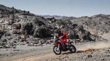 Dakar: Brabec-Barreda: Honda spara la doppietta nel prologo della Dakar