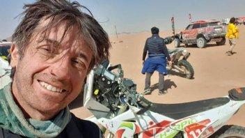 Dakar: ULTIM'ORA - Dakar in lutto: è morto Pierre Cherpin