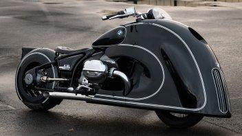 """Moto - News: BMW R18 """"Spirit of Passion"""": special di Kingston Custom, caratteristiche e foto"""