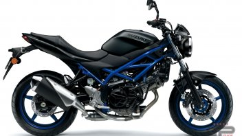 Moto - News: Suzuki SV650 2021: caratteristiche, novità, foto e prezzo