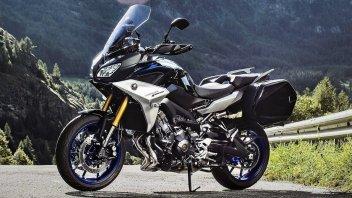 Moto - News: Yamaha: prima in Italia nel 2020, 5 mezzi nella top 20 , +1,35% rispetto al 2019