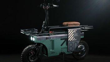 Moto - Scooter: Katalis Spacebar, un richiamo al vecchio mito Honda Motocompo