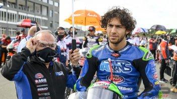 "Moto2: Sandi: ""Bastianini can do anything, even challenge the MotoGP champions"""