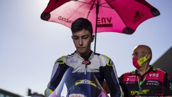 Moto3: OFFICIAL: Adrian Fernandez to race with Max Biaggi's team in 2021
