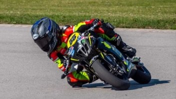 MotoAmerica: Two-time US Mini Cup champion Mikey Lou Sanchez arrives in Europe