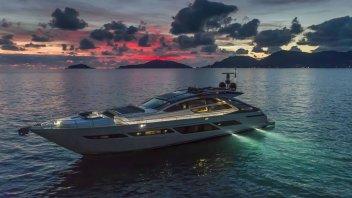 MotoGP: Nuova squadra, nuova barca: Valentino Rossi si regala uno Yacht da 8.000.000 euro