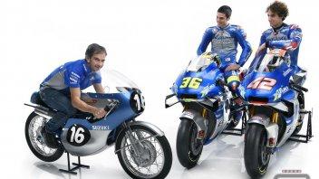 """MotoGP: Joan Mir e Alex Rins salutano Davide Brivio: """"Hai reso grande la Suzuki"""""""
