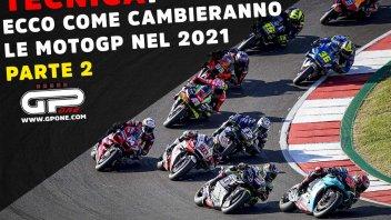 MotoGP: TECNICA: Ecco cosa faranno le Case MotoGP per migliorare nel 2021 - Parte 2