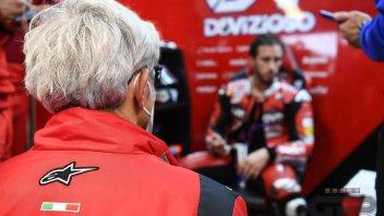 """MotoGP: Dovizioso: """"Per andare d'accordo con Dall'Igna non devi contraddirlo"""""""
