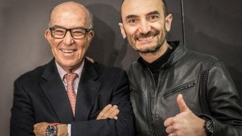 MotoGP: Ducati in MotoGP until 2026: the agreement with Dorna was signed