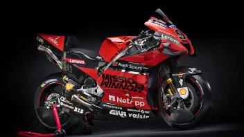 """MotoGP: Tardozzi: """"Vedremo la Ducati del 2022 già nel 2021, ma non correrà"""""""