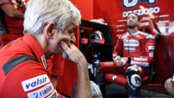 """MotoGP: Gigi Dall'Igna: """"Dovizioso? Le storie sono destinate a finire"""""""
