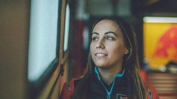 MotoGP: Jenny Anderson: ecco chi è la nuova telemetrista di Marc Marquez