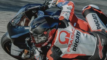 MotoGP: VIDEO - With Jorge Martin in Cartagena at 315 km/h on the Ducati Panigale V4S