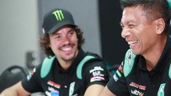 "MotoGP: Razali and a fourth M1 Factory bike for Morbidelli: ""We tried to get one"""