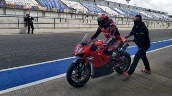 MotoGP: Pirro convinced that without Marquez Honda will follow the Ducati policy for the new bike