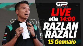 MotoGP: LIVE - Razlan Razali ospite della nostra diretta il 15 Gennaio alle 14