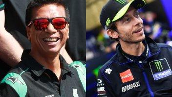 "MotoGP: Razali: ""Non ho paura che Valentino Rossi possa 'rubarci' le Yamaha"""