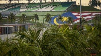 MotoGP: La Malesia in stato di emergenza: i test di Sepang sono a rischio