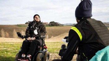 MotoGP: Valentino Rossi's coach, Bryan Toccaceli, at Tavullia Ranch